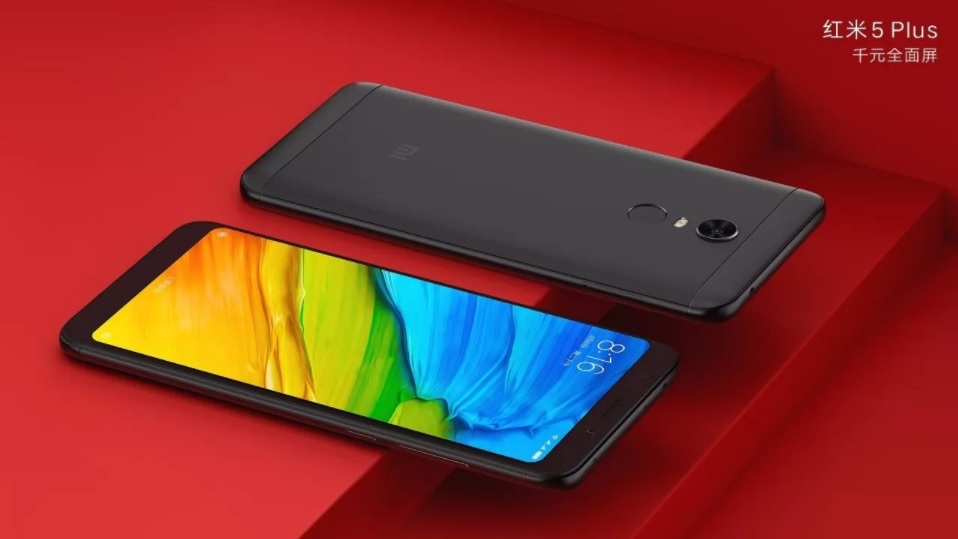 Hình ảnh chiếc Xiaomi Redmi 5 Plus