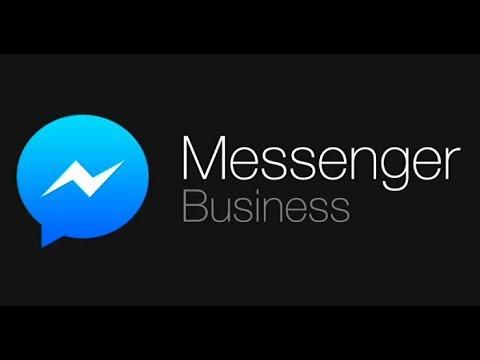 Kết quả hình ảnh cho messenger for business