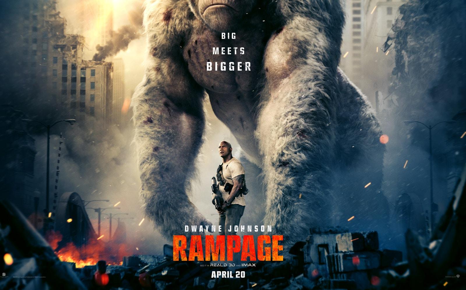 Kết quả hình ảnh cho Rampage