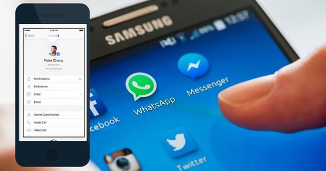 Facebook thua nhan doc tin nhan cua nguoi dung Messenger hinh anh 1