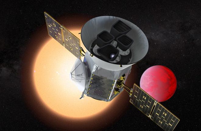 TESS - Kính viễn vọng thăm dò mới nhất của NASA