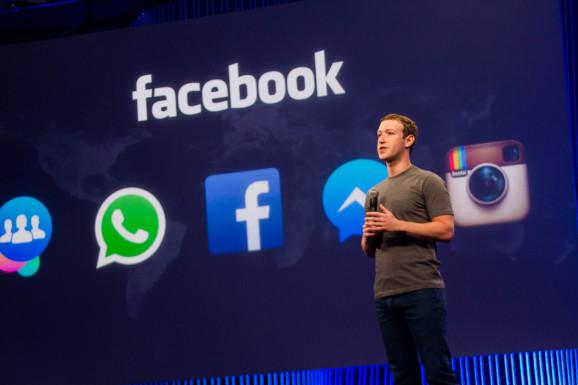 Mark Zuckerberg - Giám đốc điều hành Facebook