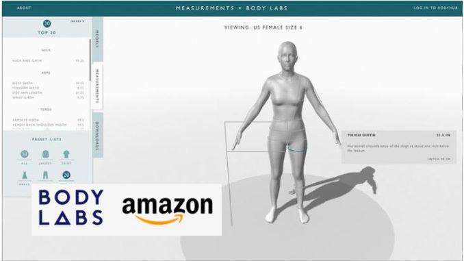Amazon's Echo Look, một nhà đầu tư của nhà bán lẻ trực tuyến trong các công nghệ mới