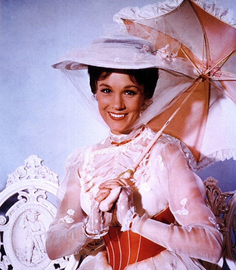 Kết quả hình ảnh cho Mary Poppins 1964
