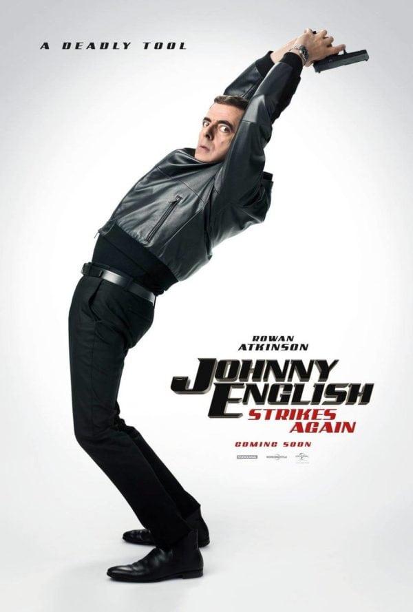 Kết quả hình ảnh cho johnny english 3 strikes again