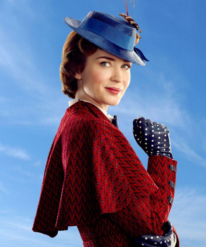 Kết quả hình ảnh cho Mary Poppins 2018