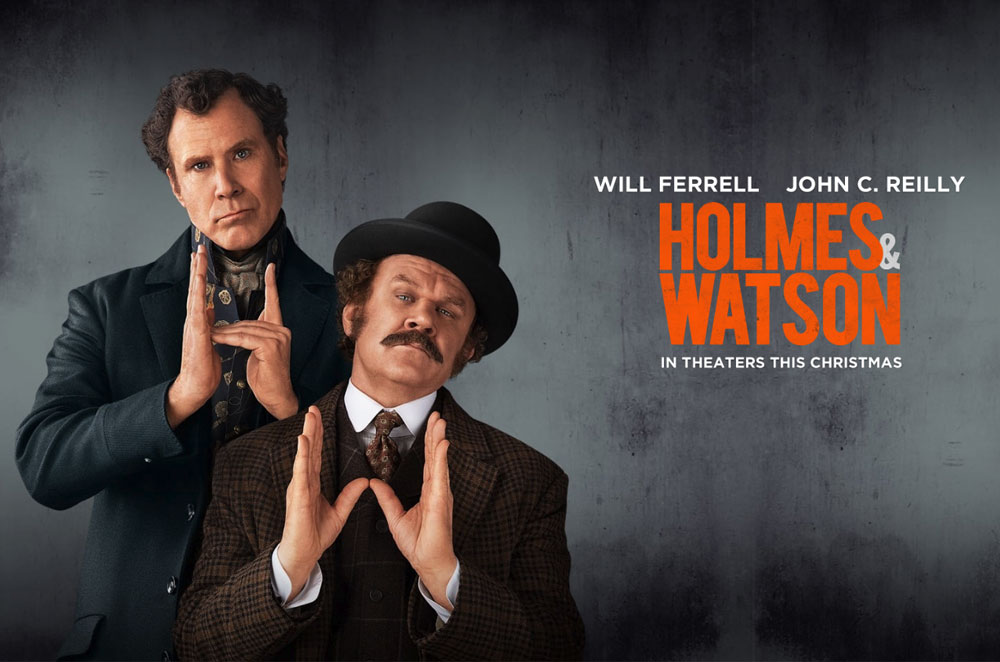 Kết quả hình ảnh cho Holmes and Watson 2018