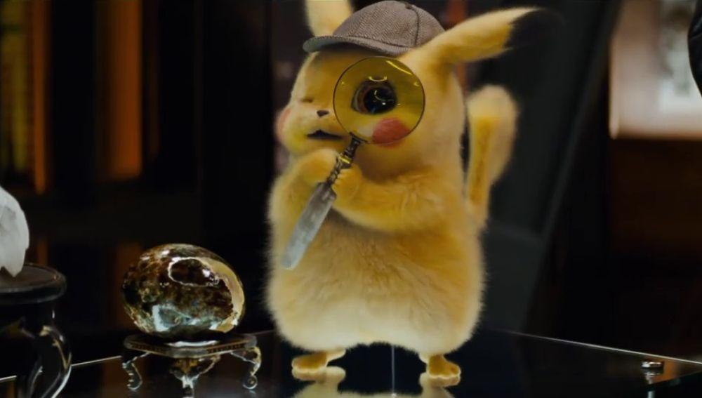 Kết quả hình ảnh cho Detective Pikachu