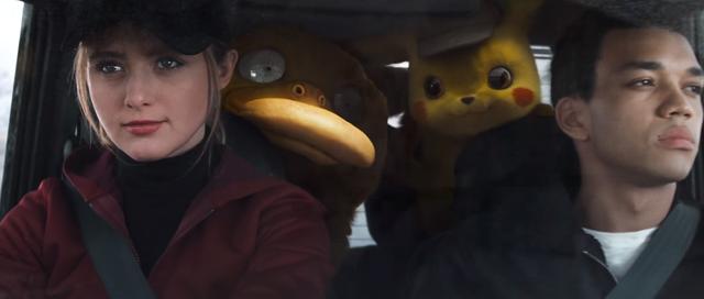 Ryan Raynolds lồng tiếng cực bựa trong trailer mới của Pokémon: Detective Pikachu - Ảnh 2.