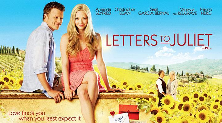 Kết quả hình ảnh cho Letters to Juliet