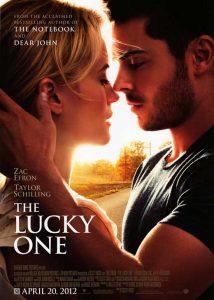 phim The Lucky One 214x300 7 phim hay về bà mẹ đơn thân khiến người xem phải xúc động