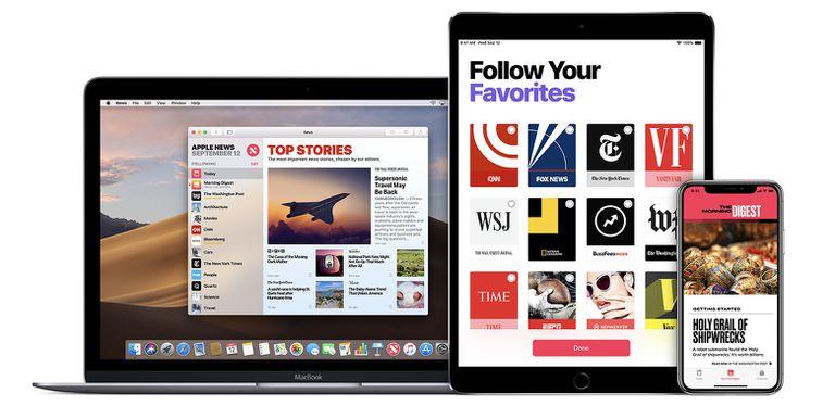 Kết quả hình ảnh cho apple news