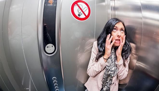 Kết quả hình ảnh cho kỹ năng tự vệ khi đi thang máy