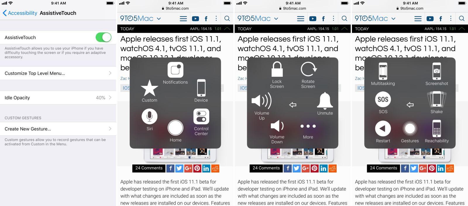 Cách tắt nguồn trên bộ ba iPhone 11