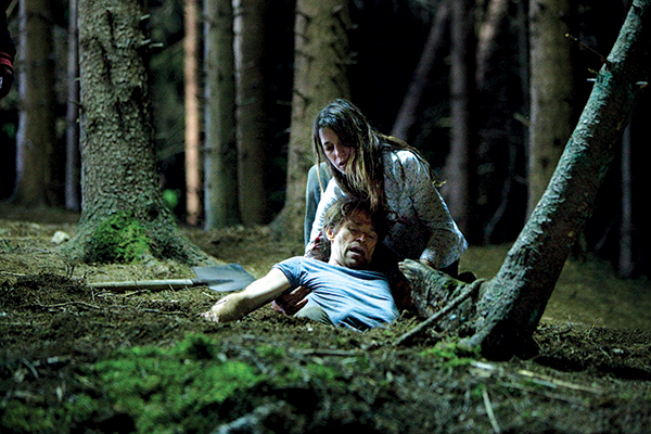 The Six Commandments of the Church of Lars von Trier's Antichrist
