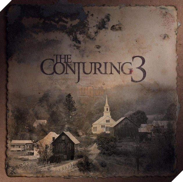 Đạo diễn chính hé lộ Logo của The Conjuring 3 báo hiệu nổi ám ảnh ...