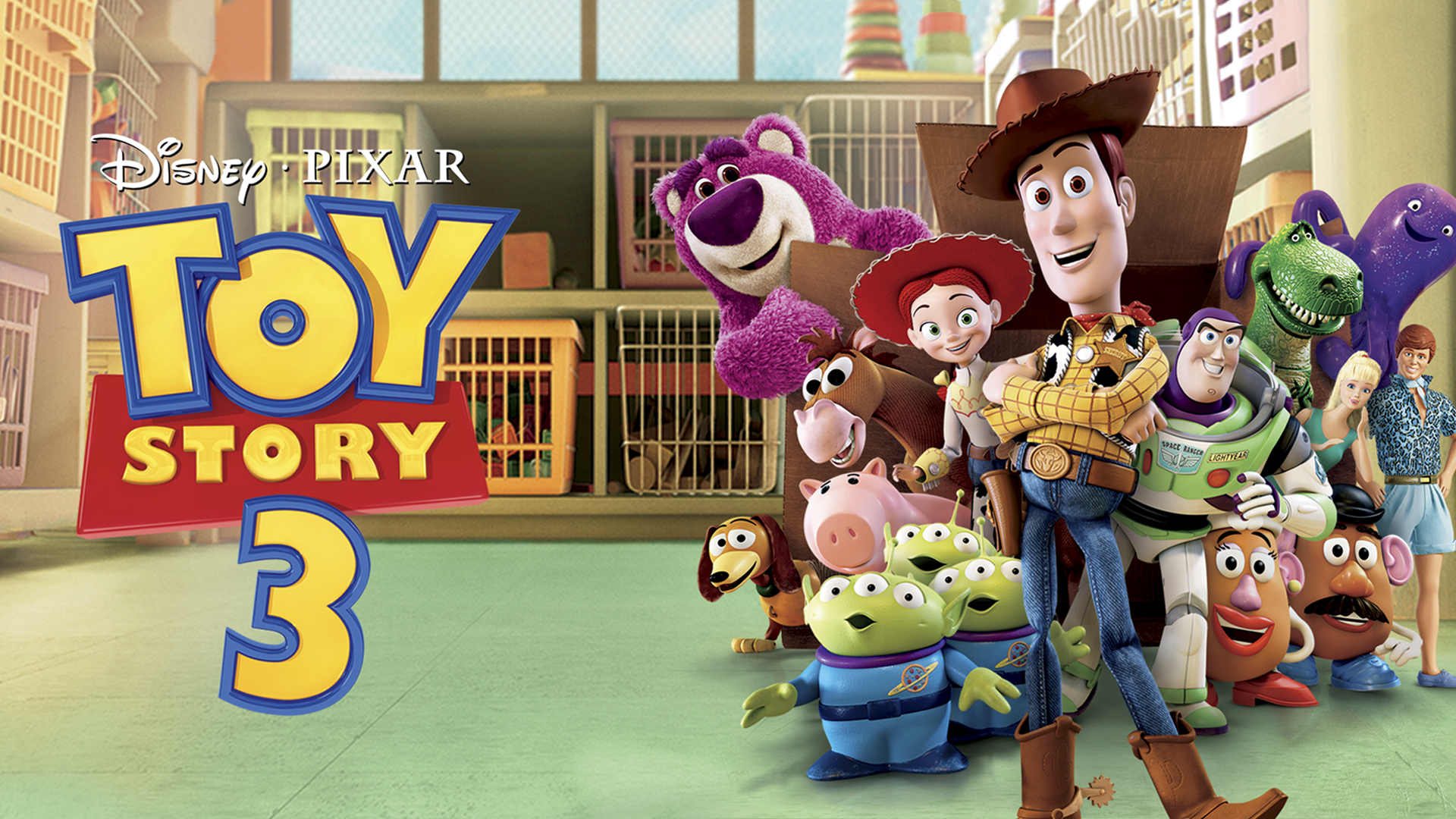 Toy Story 3 | Persi Music
