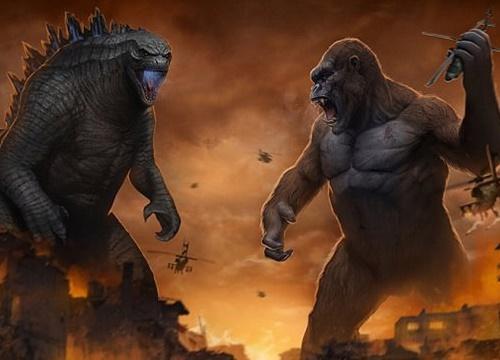 Bom tấn Godzilla vs. Kong chính thức bấm máy và hé lộ cốt truyện ...