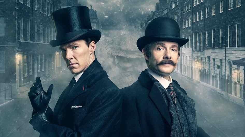 Xem Phim Thám Tử Sherlock: Cô Dâu Gớm Ghiếc - Sherlock: The ...