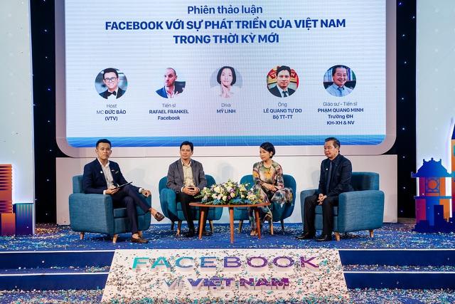 """Facebook ra mắt chiến dịch """"Facebook vì Việt Nam""""   Báo Dân trí"""