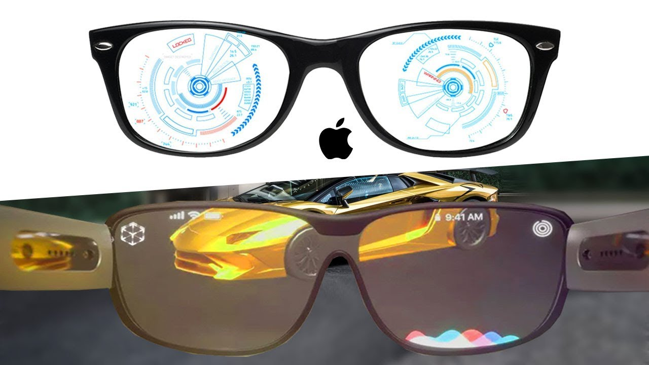 Apple AR Glasses NEW LEAKS! Pricing, Release Date, How It Works ...
