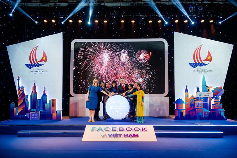 Facebook ra mắt chiến dịch 'Facebook vì Việt Nam'   Tài chính ...
