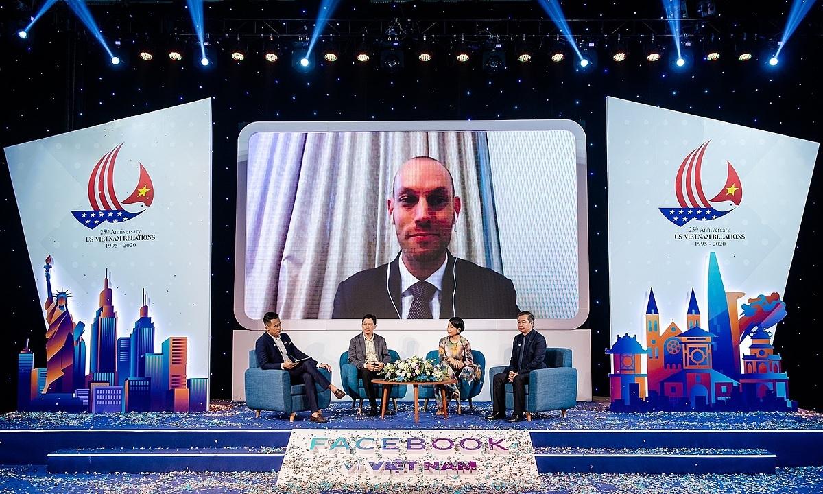 Facebook ra mắt chiến dịch 'Facebook vì Việt Nam' - VnExpress Kinh ...