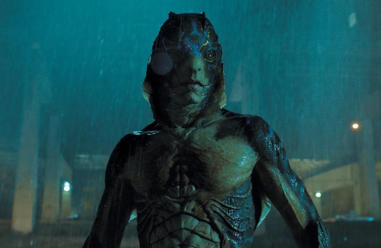 Soái ca' đội lốt thủy quái trong 'The Shape of Water' là ai? | Văn ...