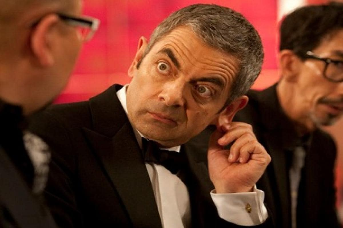 Johnny English 3 confirmed; Rowan Atkinson to reprise role as Bond ...