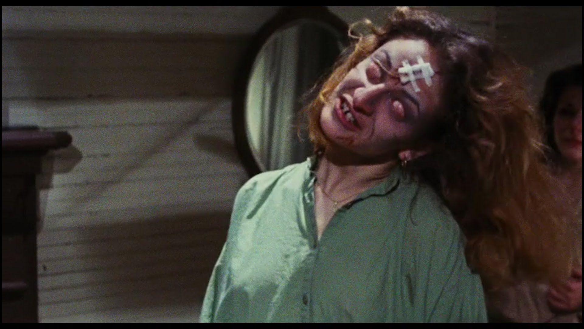 The Evil Dead (1981) – Cheryl Possessed - YouTube | Best horror ...