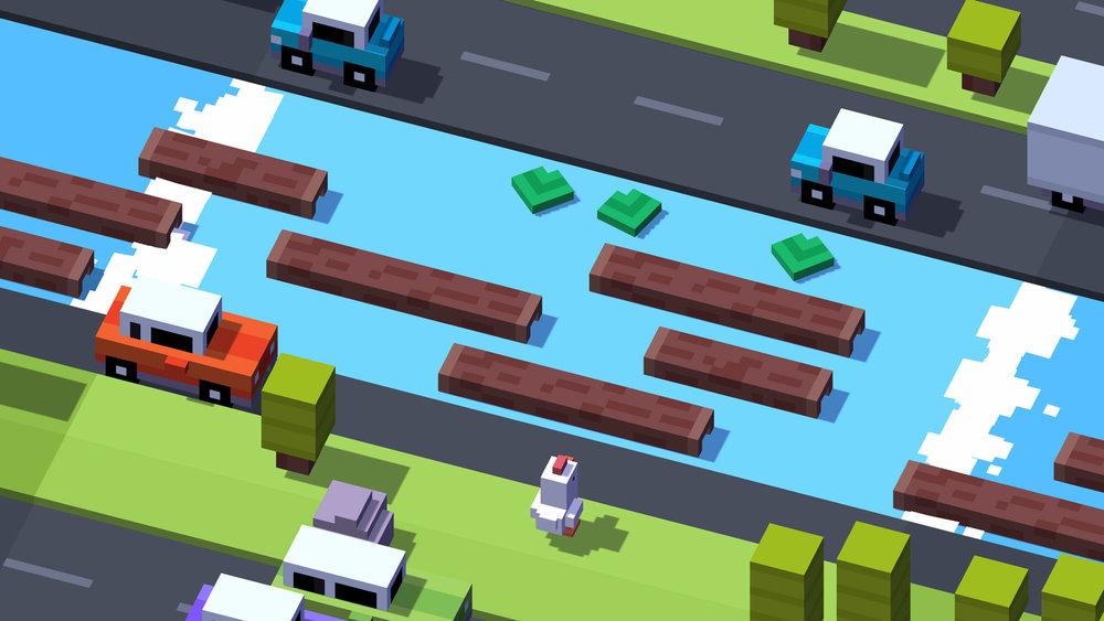 Crossy Road - Endless Arcade Hopper Game