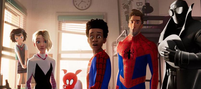 Bom tấn Spider-Man: Into the Spider-Verse hé lộ ngày công chiếu ...