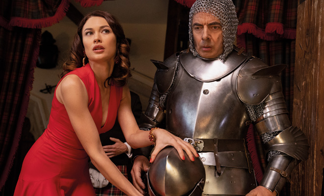Johnny English Strikes Again' Blu-ray, DVD and Digital Release ...