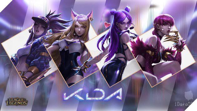 Sau khi phá kỷ lục Youtube, POP/STARS của nhóm K/DA lại tiếp tục ...