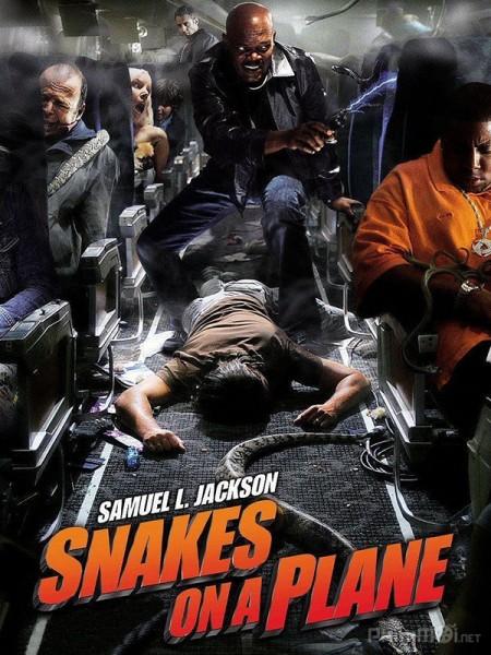 Rắn độc trên không-Snakes on a Plane (2006) [Full HD-Vietsub]