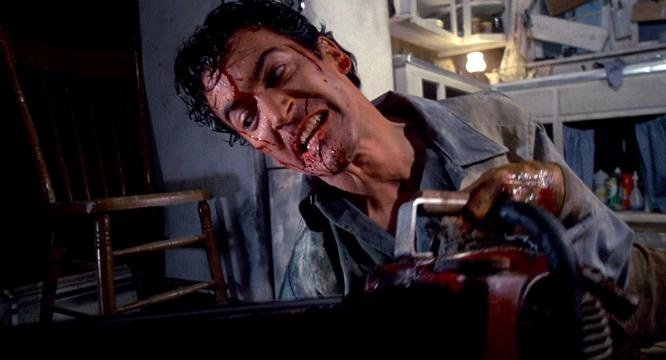 Evil Dead II Who s Laughing Now