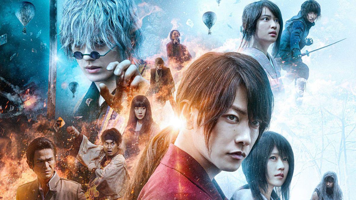 Rurouni Kenshin Movie Series