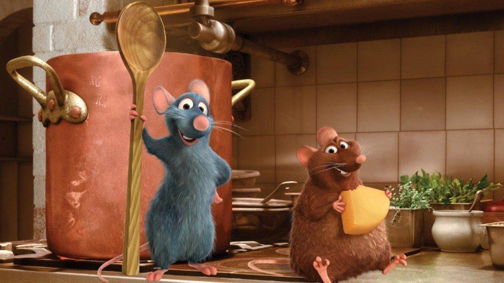 Ratatouille – chú chuột đầu bếp khiến cả thế giới ngưỡng mộ