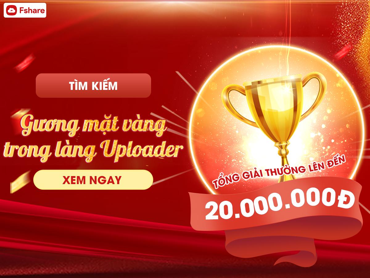 fshare upload award thang 9
