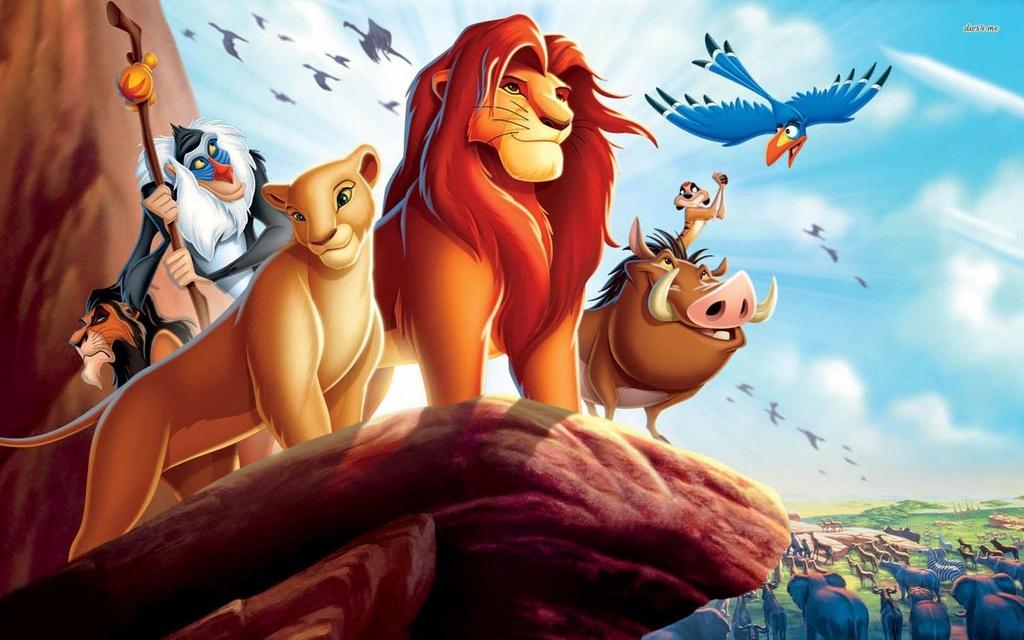 Disney làm lại 'Vua sư tử' phiên bản người thật | Văn hóa | Thanh Niên