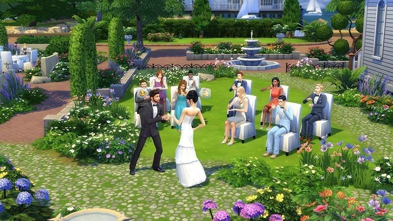 Link tải The Sims 4 - Game mô phỏng cuộc sống hằng ngày thú vị