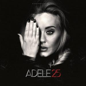 Adele: Tiếng hát vượt lên bão tố của Họa mi nước Anh - Ablum 25
