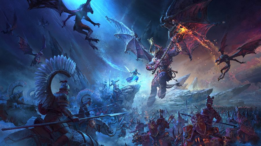 Total War: Warhammer 3 release date, delay, and everything else we know   PCGamesN